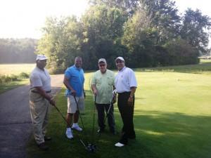 REG 2013 Golf Team