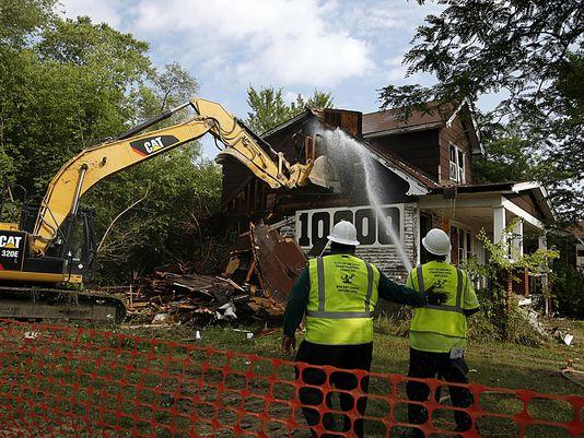 Rod-10000 house demoed